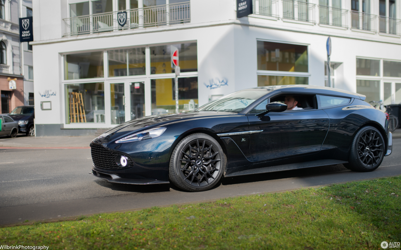 Aston Martin Vanquish Zagato Shooting Brake 2 March 2019 Autogespot