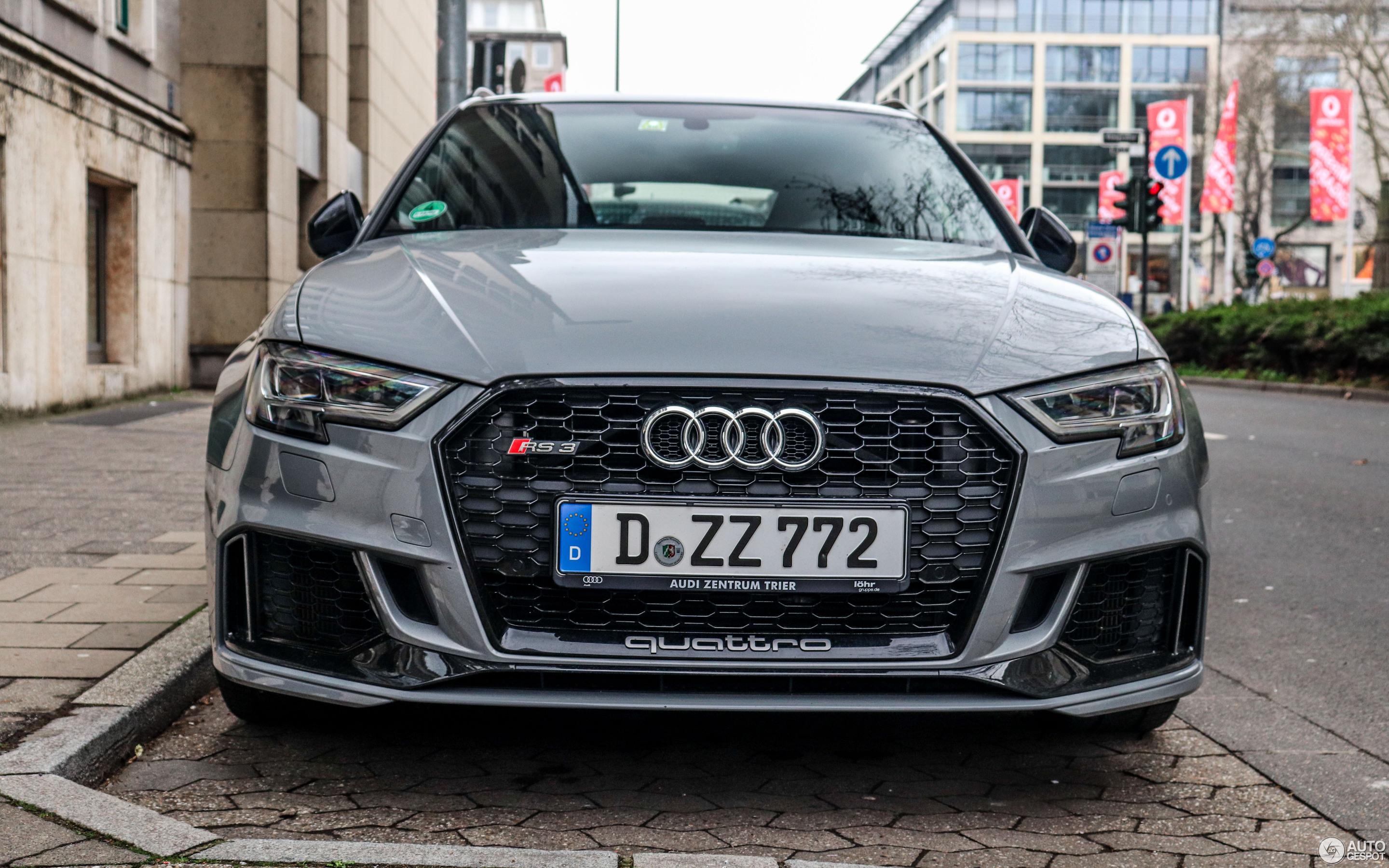 Audi Rs3 Sportback 8v 2018 2 March 2019 Autogespot