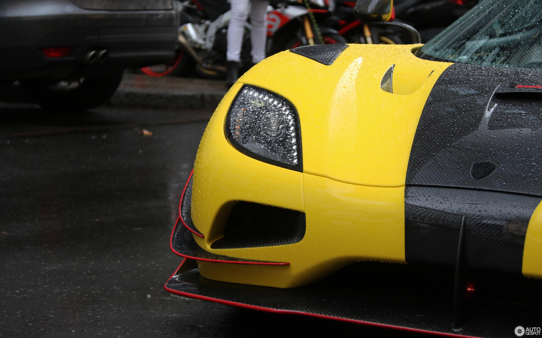 Koenigsegg Agera RS ML