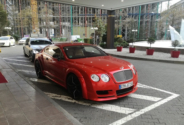 Bentley Hamann Imperator GT