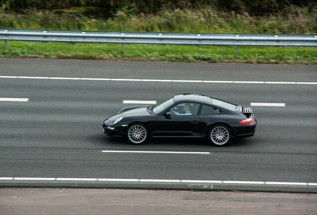 Porsche 997 Carrera 4S MkII