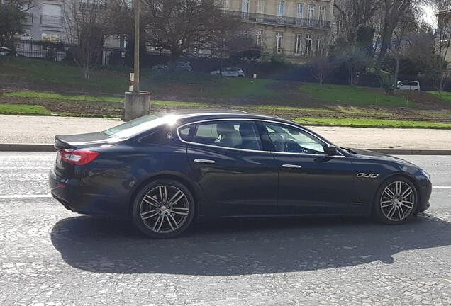Maserati Quattroporte S GranLusso 2018