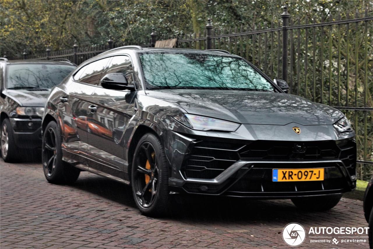 Lamborghini Urus 9 March 2019 Autogespot