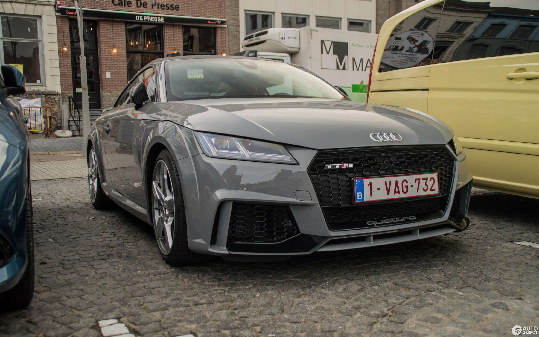Audi TT-RS 2017