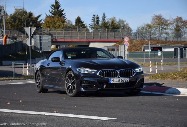 BMW 8 Series G14 Convertible
