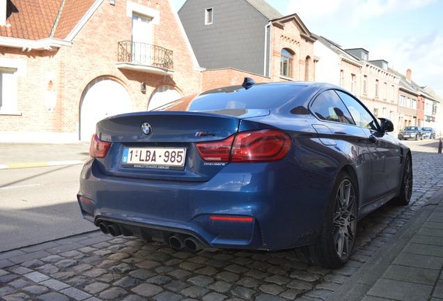 BMW M4 F82 Coupé 2017 Avus Limited Edition