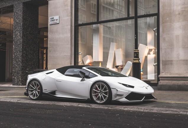 Lamborghini Huracán LP610-4 Spyder DMC