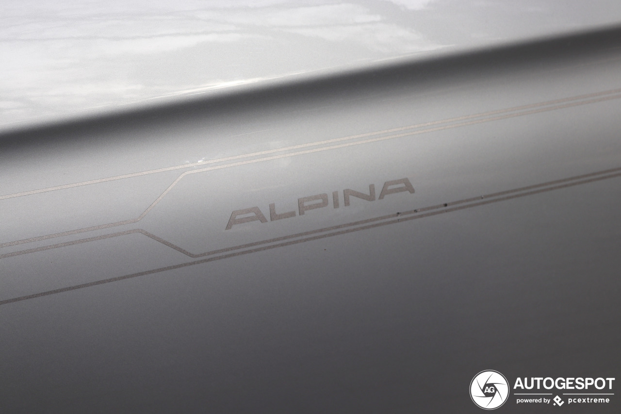 Alpina B3 Bi-Turbo Touring 2016