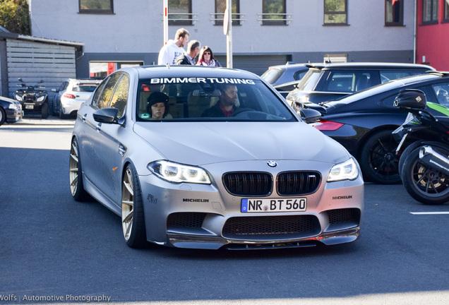 BMW M5 F10 2014 Vorsteiner