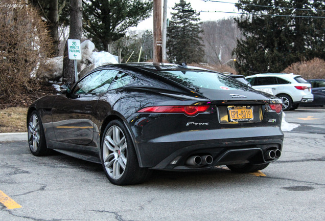 Jaguar F-TYPE R Coupé