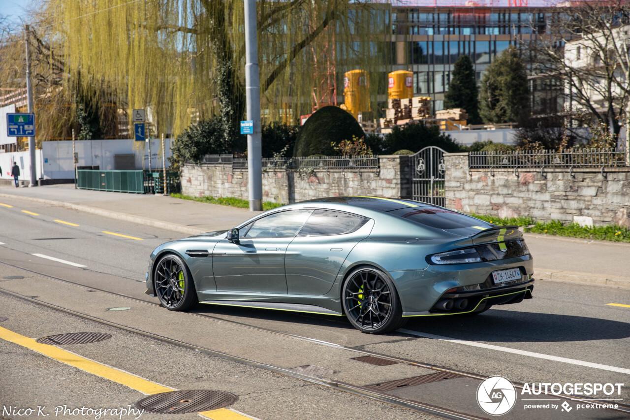 Aston Martin Rapide S AMR