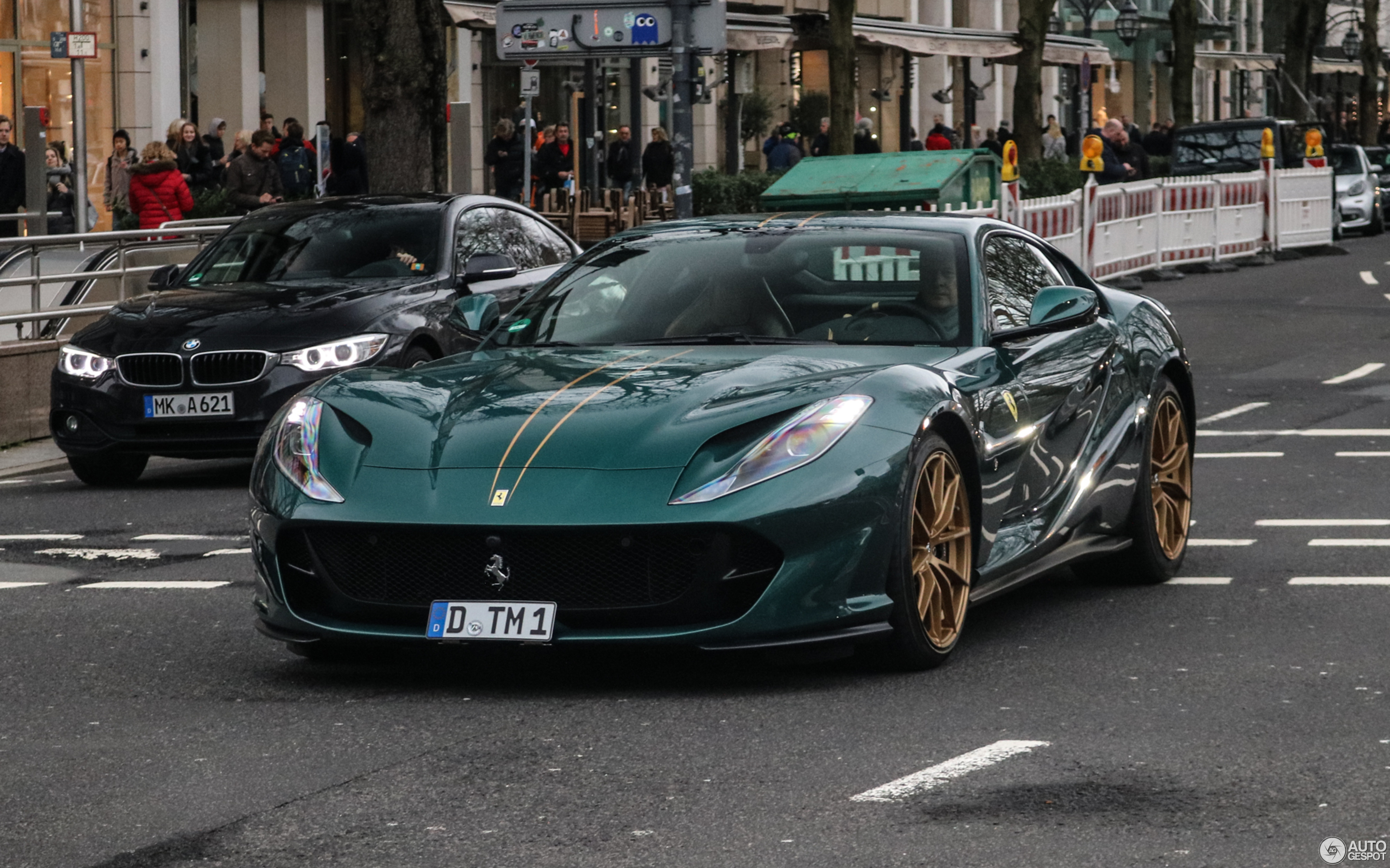 Ferrari 812 Superfast 19 March 2019 Autogespot