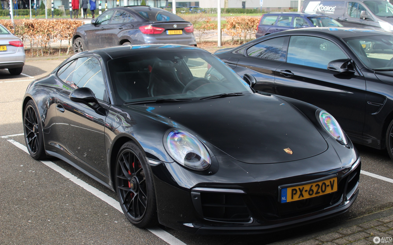 Porsche 991 Carrera 4 GTS MkII