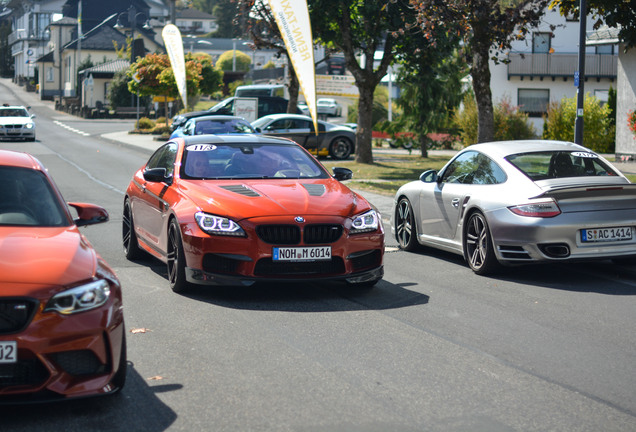 BMW Manhart Performance MH6 Biturbo