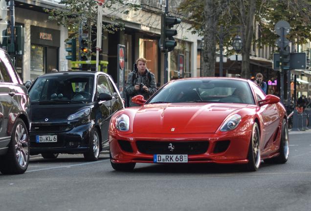 Ferrari 599 GTB Fiorano Hamann