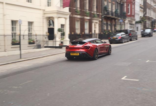 Aston MartinVanquish Zagato Shooting Brake