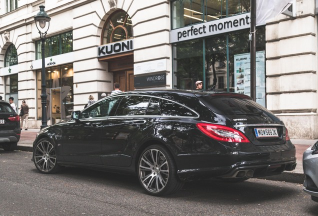 Mercedes-Benz Brabus CLS B63S-730 Shooting Brake
