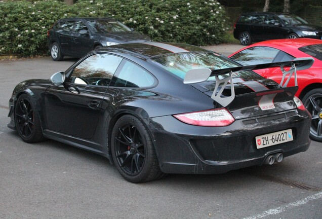 Porsche997 GT3 RS 4.0