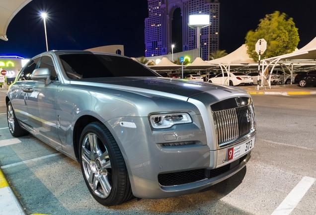 Rolls-Royce Ghost ADM 30 Anniversary Edition