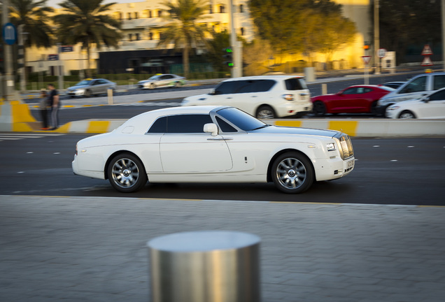 Rolls-Royce Phantom Drophead Coupé Series II