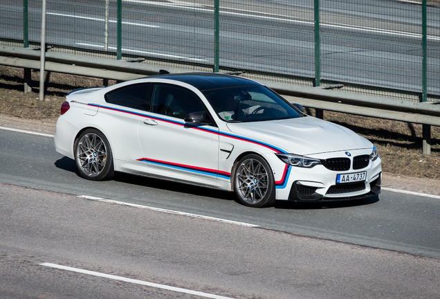BMW BMW M4 F82 Coupé 2017 M Performance