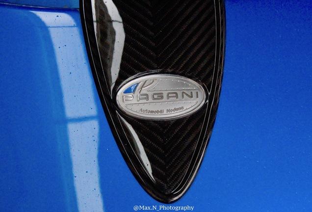 Pagani Zonda C12-S Roadster