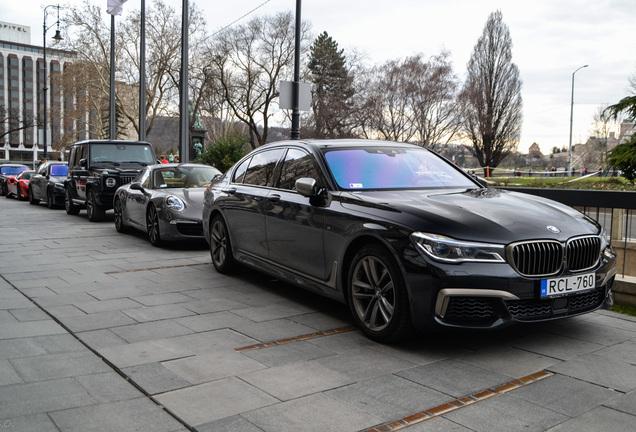 BMWM760Li xDrive