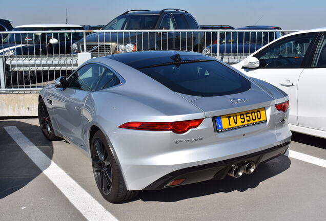 Jaguar F-TYPE S AWD Coupé