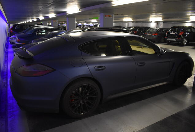 Porsche Panamera GTS 13 Limited Edition