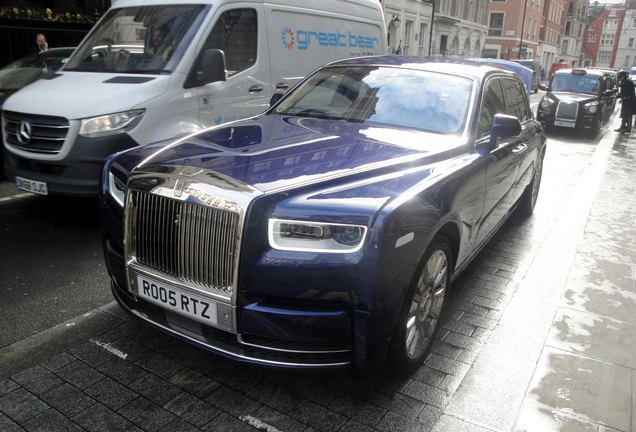 Rolls-Royce Mansory Phantom VIII