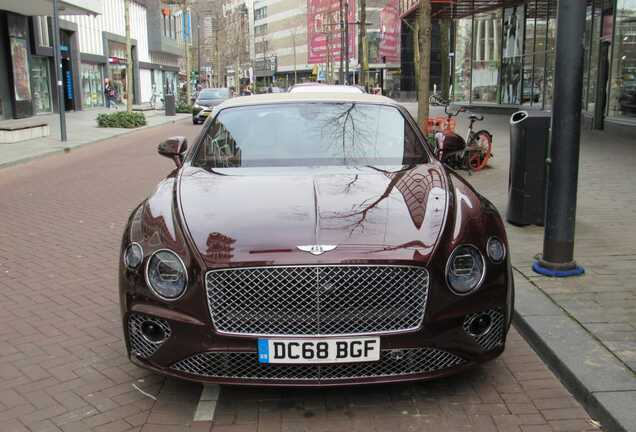 Bentley Continental GT 2019 Convertible