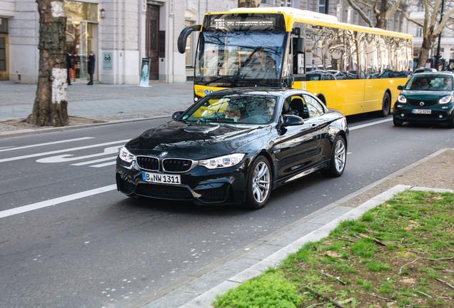BMW M4 F83 Convertible