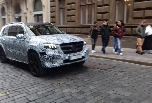 Mercedes-Benz GLE-Klasse W167