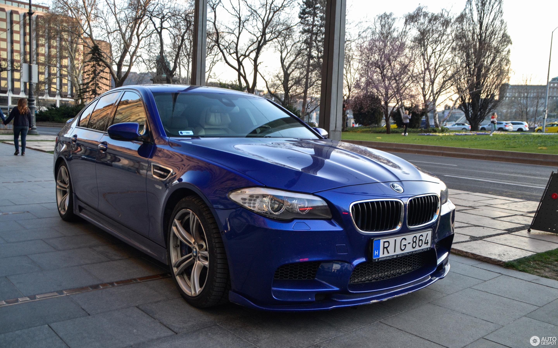 BMW Hamann M5 F10