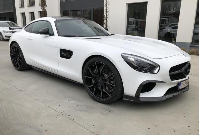 Mercedes-AMG Luethen Motorsport GT S