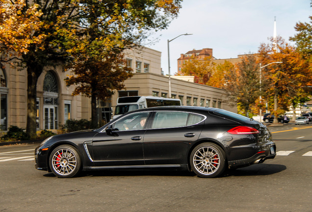 Porsche 970 Panamera Turbo Executive MkII