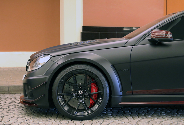 Mercedes-Benz Weistec C 63 AMG Black Series