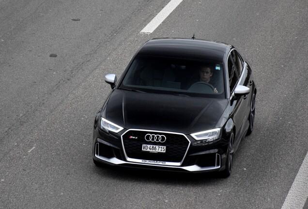 Audi MTM RS3 Sedan 8V