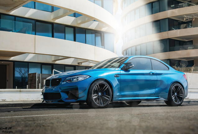 BMW M2 Coupé F87 MTC Design