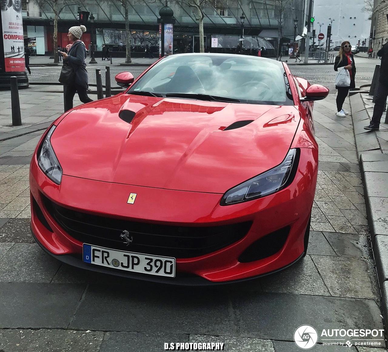Ferrari Portofino: Ferrari Portofino