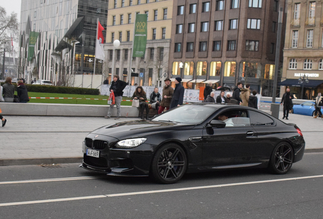 BMW Manhart Performance MH6 700