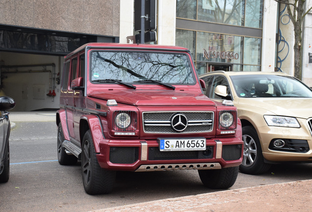 Mercedes-AMG G 65 2016 Exclusive Edition