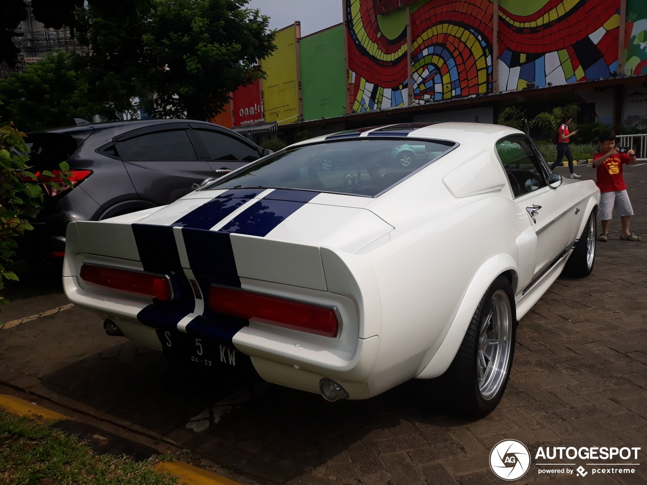 Ford Mustang Shelby G.T. 500E Eleanor - 31 March 2019 ...