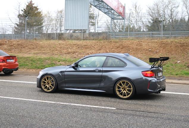 BMW M2 Coupé F87 2018 Versus Performance
