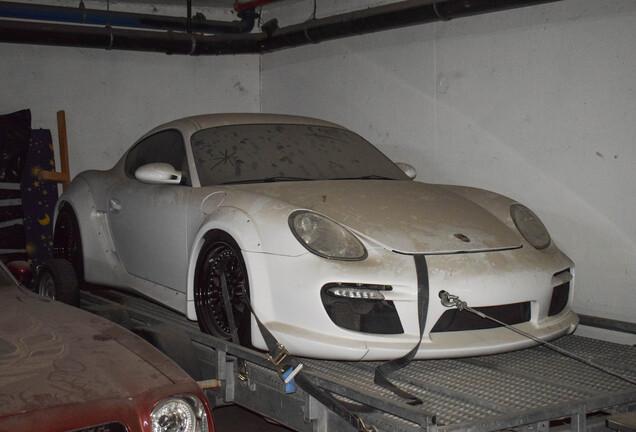 Porsche 987 Cayman S Jacquemond Rebel