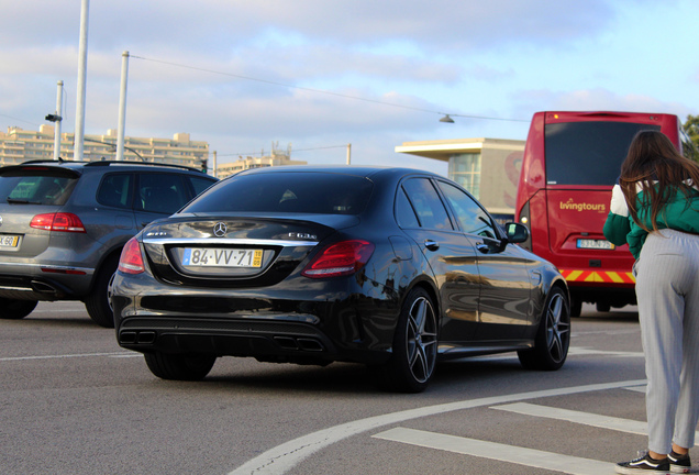 Mercedes-AMG C 63 S W205