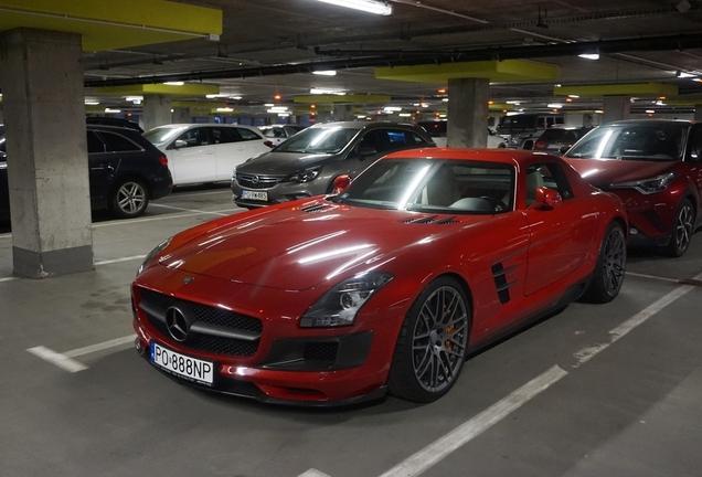 Mercedes-Benz Brabus SLS B63S