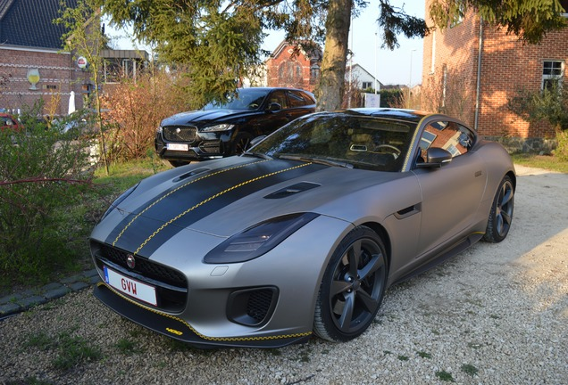 Jaguar F-TYPE 400 Sport AWD Coupé