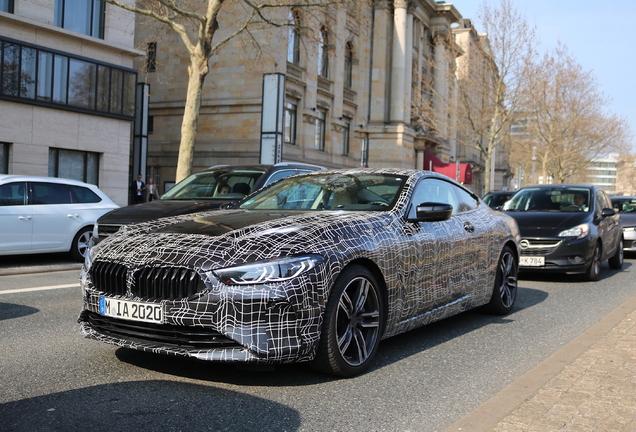 BMW 8 Series Coupé G15