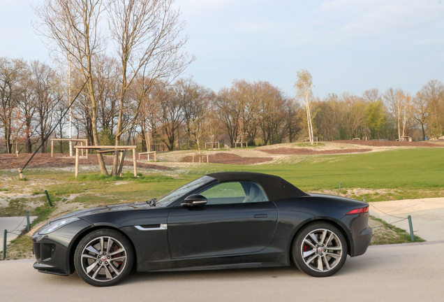 Jaguar F-TYPE S AWD Convertible
